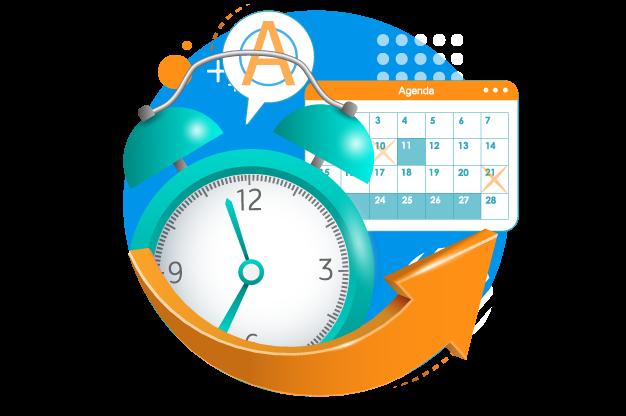 Funcionalidad de tiempo automático